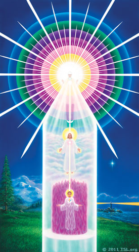 Get Closer to Your Higher Self – Your Tube of Light